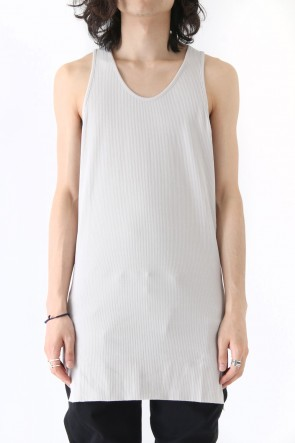 DIET BUTCHER SLIM SKIN 17-18AW Long Tank Top