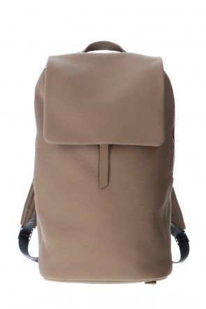 DEVOA 21SS PC backpack Cow Leather Tope