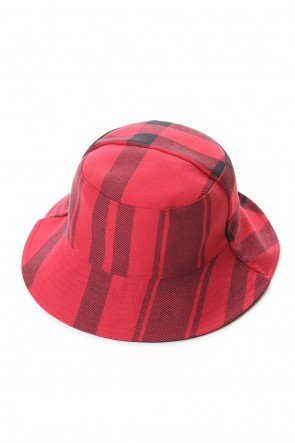 DIET BUTCHER SLIM SKIN 19-20AW MAISON Birth reversible hat