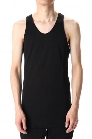 DIET BUTCHER SLIM SKIN 20SS Tanktop Black