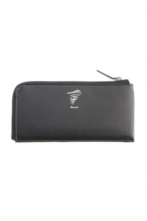 Discord Yohji Yamamoto 19-20AW Cow Leather Long wallet