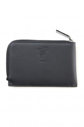 Discord Yohji Yamamoto 19-20AW Short Wallet Smooth Leather