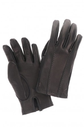 DEVOA 20-21AW Leather Gloves Deer Leather