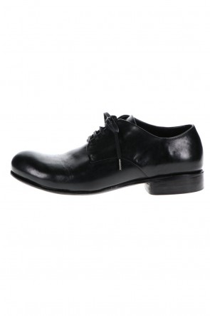 DIMISSIANOS & MILLER 20-21AW Two-Piece Derby Shoes Baby Calf Black