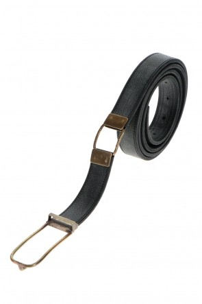 DEVOA 20-21AW Leather belt cow leather 25mm