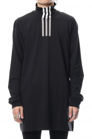 Y-3 18-19AW U 3 STP High Neck LS Tee