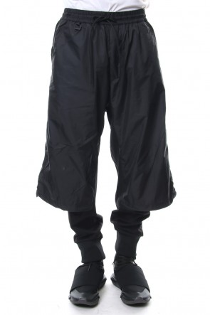 Y-3 18-19AW M Nylon Mix Track Pants