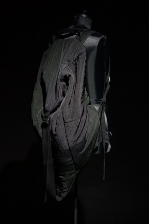 JULIUS16-17AW16PW Multi-Straps BackPack