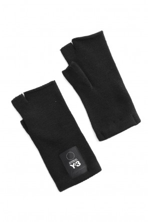 Y-3 18-19AW Y-3 Logo Gloves