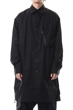 Y-3 19SS Y-3 Tech Long Shirt