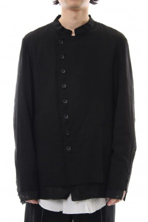 ASKyy 19SS Officer Jacket - Black