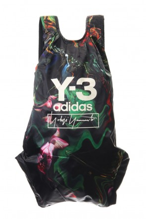 Y-3 19-20AW Y-3 Yohji Backpack AOP