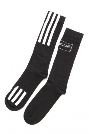 Y-3 19-20AW Y-3 WO NYL Sock Black