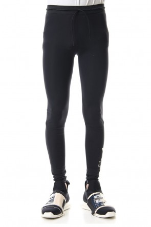 Y-3 19-20AW Stacked Logo Leggings
