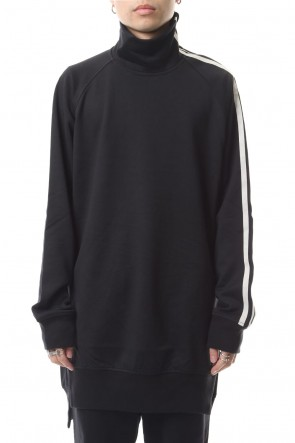 Y-3 19-20AW 3 STP French terry High neck Sweater