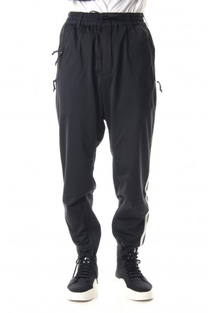 Y-3 19-20AW 3 STP Stirrup Track pants
