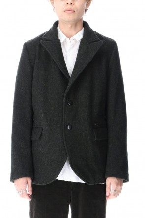 RICORRROBE 20-21AW Heavy Wool Peak Lapel 2-B Jacket