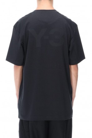 Y-3ClassicCLASSIC BACK LOGO SS TEE
