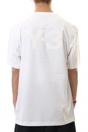 Y-3 Classic CLASSIC BACK LOGO SS TEE
