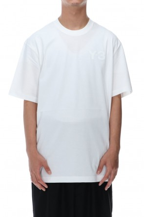 Y-3ClassicCLASSIC CHEST LOGO SS TEE