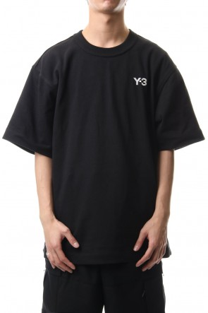 Y-3 20SS HEAVY COMPACT JERSEY SS TEE