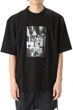 Y-3 20SS ALLEWAY GRAPHIC SS TEE