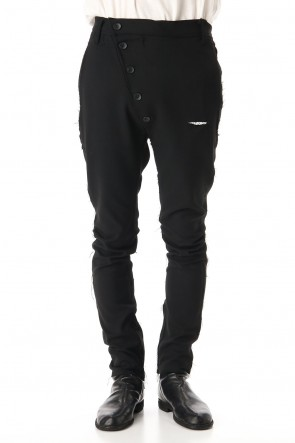 ASKyy20SSNapoleon Trousers - Black