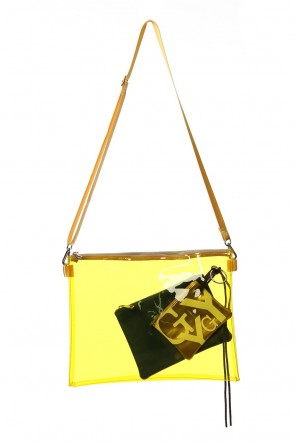 Ground Y 20SS Shoulder bag 3 points SET Yellow