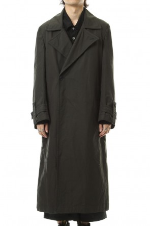 Ground Y 19-20AW Double coat Khaki