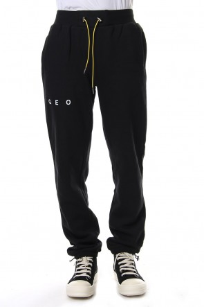 GEO 18-19AW GEO Essential Sweat Pants