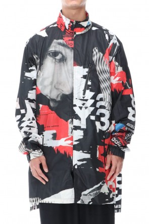 Y-3 20-21AW CH1 AOP LONG TRACK JACKET