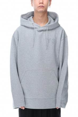 Y-3 20-21AW CLASSIC CHEST LOGO HOODIE