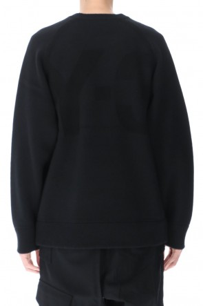 Y-3 20-21AW CLASSIC WINTER KNIT CREW SWEATER