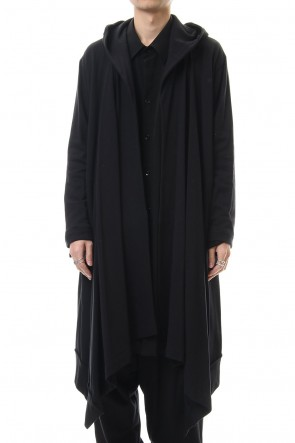 Ground Y 20SS Drape Hood Cardigan