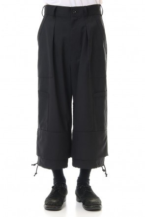 Ground Y20SSHem Double Military Pants