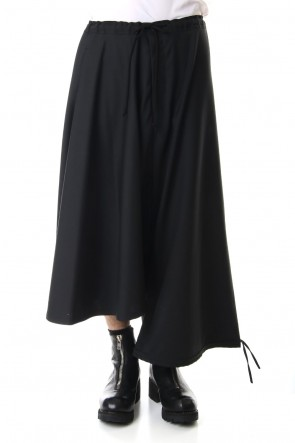 Ground Y 20SS Asymmetry Balloon Pants