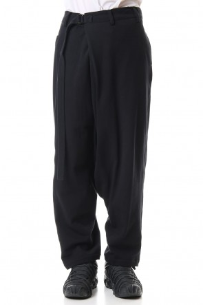 Ground Y 20SS Wrap Sarouel Pants