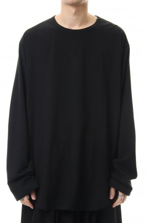 Ground Y 20SS Round Long Sleeve Cut Sew