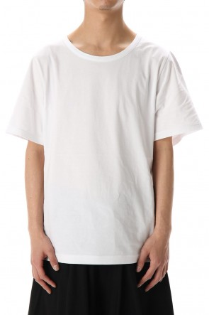 Ground Y 20SS Back hagi Cut Sew White
