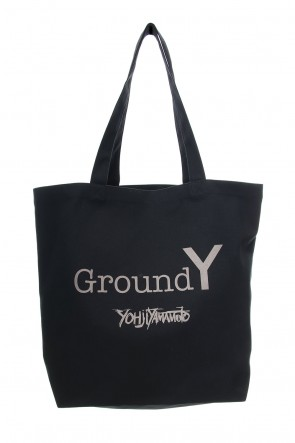 Ground Y 18-19AW Logotote bag