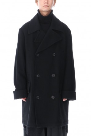 Ground Y 20-21AW Big pea coat