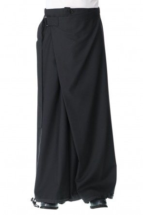 Ground Y21SSThai style Balloon pants