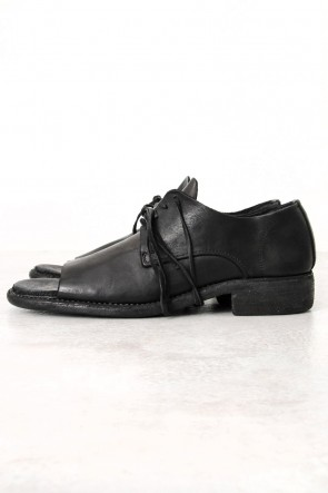 Guidi Classic Leather Short Sandals