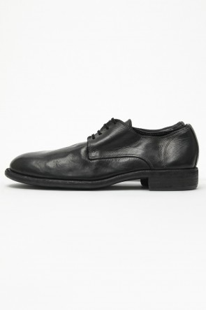 Guidi Classic Donkey Leather Derby Shoes