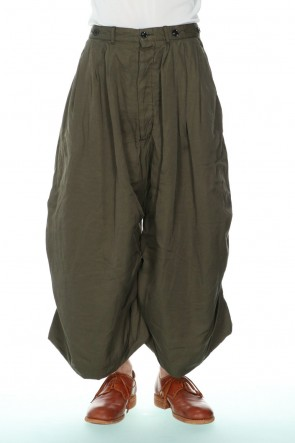 GARMENT REPRODUCTION OF WORKERS 21SS gurkha pants long