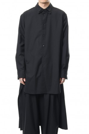 Ground Y 20SS Back Long Shirt