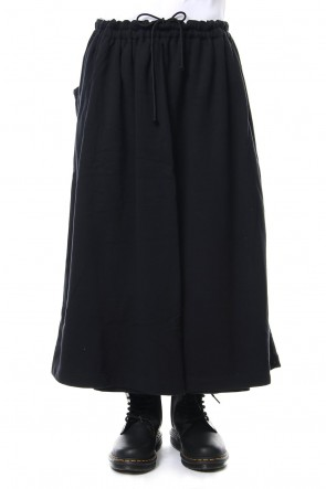 Ground Y 18-19AW Hakama Skirt Pants