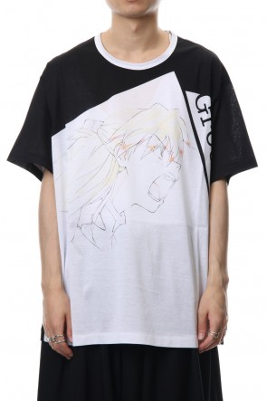 Ground Y 18-19AW EVA Asuka Graphic T