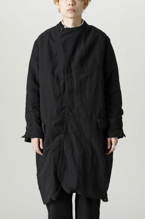 GARMENT REPRODUCTION OF WORKERS21-22AWHampty Dumpty Coat  Cotton/Linen