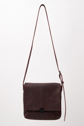 iolom Classic Vacchetta Cow Leather Shoulder Bag